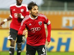 Leitwolf: Kapitän Stefan Leitl ist Ingolstadts Rekordspieler.