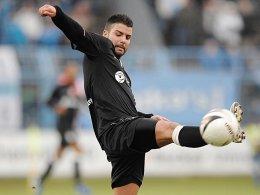 Umsonst ins Zeug gelegt: Mahmut Temür wechselt nicht zum SV Sandhausen.