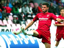 Doppeltorschütze: Marco Djuricin erzielte gegen Donezk zwei Treffer für den Jahn.