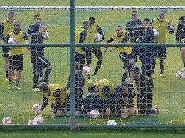 Ab Donnerstag setzt Dynamo die Trainingsarbeit in Lara fort.