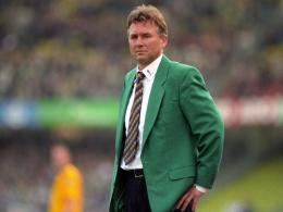 Benno Möhlmann (hier als Trainer von Greuther Fürth) steht vor seinem 1000. Spiel als Spieler oder Trainer.