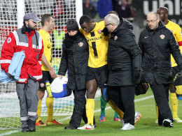 Cheikh Gueyes trauriger Abgang in Kaiserslautern