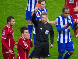 Rot für Alexander Baumjohann