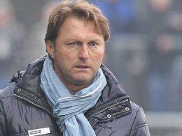 VfR-Trainer Ralph Hasenhüttl
