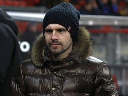 Eintracht-Kapitän Dennis Kruppke