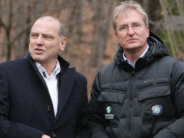 Lothar Lässig und Steffen Heidrich