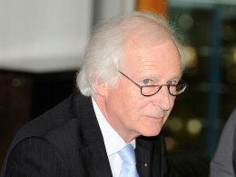 Goetz Eilers (71), Vorsitzender des DFB-Bundesgerichts, verkündete die Entscheidung gegen Dynamo.