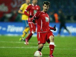 Will nach oben: Markus Karl sieht beim FCK die Chance auf die Bundesliga-Rückkehr.