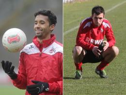 Bruno Nascimento & Christian Eichner