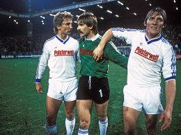 Heinz Knüwe, Ralf Zumdick und Franz-Josef Tenhagen