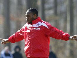 Abschied aus der Domstadt: Reinhold Yabo verlässt den 1. FC Köln nach der Saison.