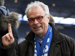 "Fortan im Vorstand: ""MSV-Europameister"" Bernard Dietz."