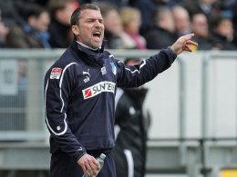 Marco Kurz wird neuer Trainer in Ingolstadt.