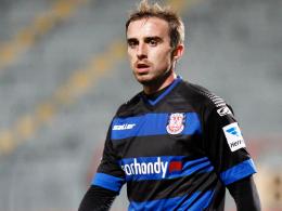 Vertrag zunächst bis Saisonende: Faton Toski schließt sich dem FSV Frankfurt an.