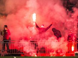 Der DFB ermittelt nach den Ausschreitungen in Stockholm.
