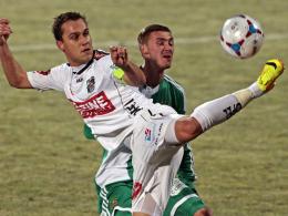 Technisch starker Mittelfeldspieler: Michael Liendl vom Wolfsberger AC.
