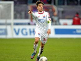 Will eine neue Richtung einschlagen: Maximilian Welzmüller zieht es in die 2. Liga.