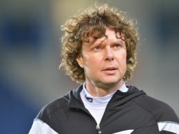 Bis 2016 in der Lausitz: Stefan Krämer ist neuer Chefcoach beim FC Energie Cottbus.