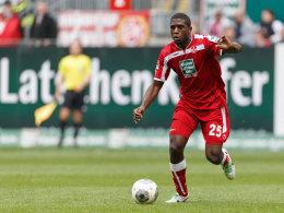 Will den Verein nicht verlassen: FCK-Angreifer Olivier Occean.
