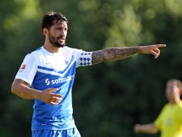 Wird dem SV Darmstadt etwa sechs Wochen fehlen: Kapitän Aytac Sulu.