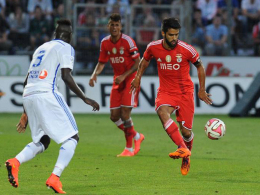 Wirbelt er künftig für den 1. FC Nürnberg? Benficas Daniel Candeias.