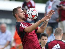 Tomas Pekhart verlässt den Club und wechselt nach Ingolstadt.
