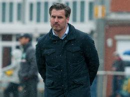 Thomas Meggle ist neuer Cheftrainer beim FC St. Pauli.