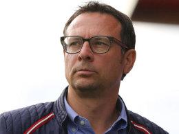 Sitzt erst einmal weiter im Sattel: FCN-Sportvorstand Martin Bader.