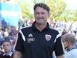Er hat gut Lachen: FCI-Trainer Ralph Hasenh�ttl.
