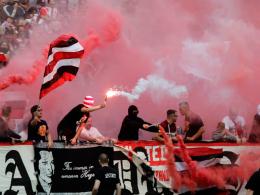 25000 Euro für Fehlverhalten der Fans: Fortuna wird zur Kasse gebeten.