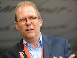 Blickte auf ein wirtschaftlich erfolgreiches Jahr zurück: F95-Vorstandvorsitzender Dr. Dirk Kall.