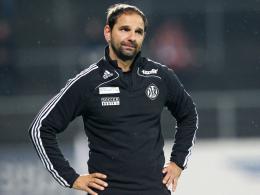 Aalen-Coach Stefan Ruthenbeck