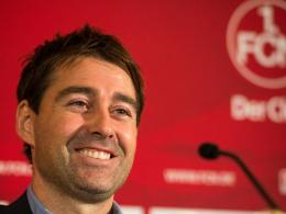 Dieser Schweizer soll den FCN wieder in die Erfolgsspur bringen: René Weiler.