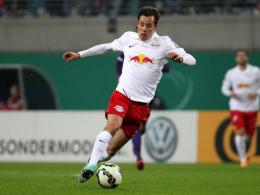 Clemens Fandrich könnte gegen St. Pauli eine Chance von Anfang an erhalten.