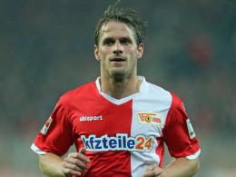 Bleibt bis 2017: Union Berlins Sören Brandy hat seinen Vertrag vorzeitig verlängert.
