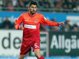 Schnelles Comeback: Der vom HSV ausgeliehene Kerem Demirbay hat seinen Bänderriss schnell auskuriert.