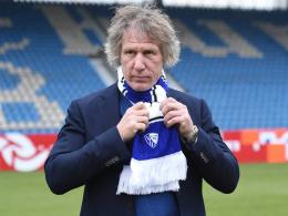 Soll Bochum wieder nach oben führen: Trainer Gertjan Verbeek.