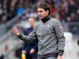 Fordert einen neuen torgefährlichen Spieler: Nürnbergs Trainer René Weiler.