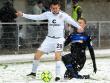 Pr�sentierte sich beim Deb�t gleich ordentlich: Neuzugang Waldemar Sobota vom FC Br�gge.