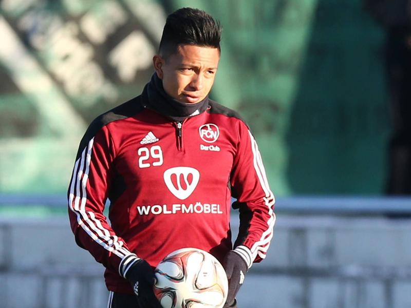 Verlässt den Club in Richtung Budapest: Cristian Ramirez.