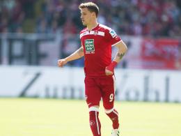 Nach einer halben Saison in K�ln wieder zur�ck in der Pfalz: Simon Zoller.