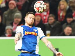 Zwangspause: Bochums Verteidiger Timo Perthel fällt wochenlang aus.