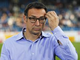 Steht gehörig unter Druck: Nürnbergs Sportvorstand Martin Bader.
