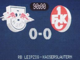 Stichelei? Auf den Tickets des 1. FC Kaiserslautern für das Spiel gegen Leipzig fehlt der vollständige Name des sächsischen Klubs.