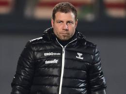 Neuer Trainer in Düsseldorf: Frank Kramer übernimmt zur Saison 2015/16.