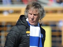 Weiter nur Mittelmaß: Gertjan Verbeek mit dem VfL Bochum.