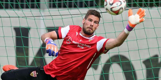 Im Visier des Club aber noch zu teuer: Der Stuttgarter Thorsten Kirschbaum.