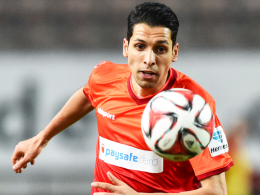 Könnte sich selbst einen Verbleib in der Pfalz durchaus vorstellen: Kaiserslauterns Karim Matmour.