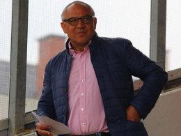 Er steht bereit: Felix Magath könnte in Personalunion Sportdirektor und Trainer werden. Allerdings steht dem Investor Hasan Ismaik entgegen.