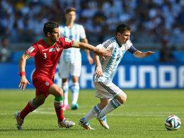 Frankfurt holt WM-Teilnehmer Haji Safi an Bord